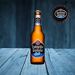 Botellin Sín Estrella Galicia