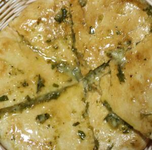 Pan Focaccia cebolla
