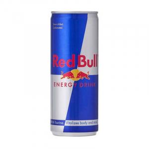 Lata Red Bull