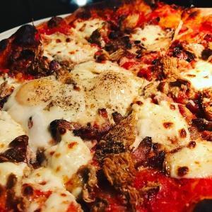 Pizza Pullet Pork
