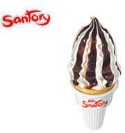 Helado Santory Chocolate