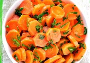 Ensalada aliño Zanahoria