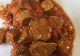Carne es salsa